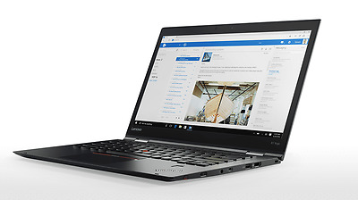 "LENOVO ThinkPad X1 Yoga (Gen 2) i7 3.9GHz 10Pro 14"" OLED Touch 1TB SSD 16GB 4G"