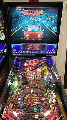 The Getaway High Speed 2 HS2-Lighted Pinball colored LED Speaker Panel-ULTIMATE