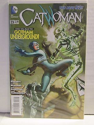 Catwoman #23 New 52 DC Comics First Appearance of The Joker's Daughter Vol. 3