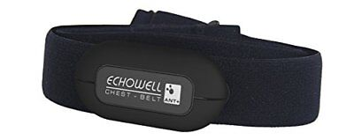 Echowell Gh Ciclocomputer 20, Color Negro