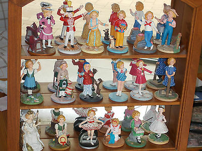 Shirley Temple Silver Screen Collection by Danbury Mint