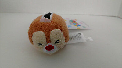 """Dale Eyes Closed Expressions Collection Disney Mini Tsum Tsum Plush 3.5"""""""