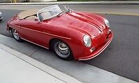 1956 Speedster Reproduction - Red Dream