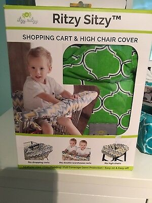 Ritsy Sitzy Shipping Cart And High Chair Cover