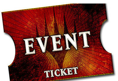 500 Magic Online Event Tickets (MTGO Tix)