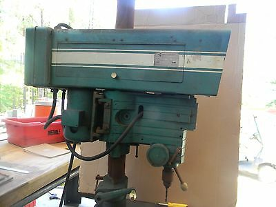 PowerMatic Drill Press Model 1500  440 Volts  3 Phase