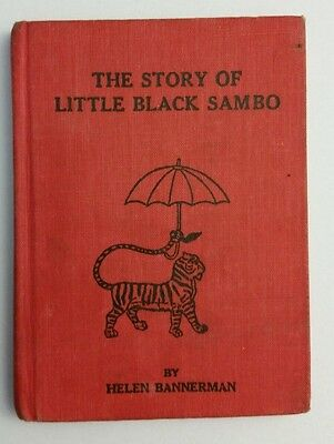 an analysis of the story of little black sambo by helen bannerman Read little black sambo by helen bannerman by helen bannerman by helen bannerman for free with a 30 day free trial read ebook on the web, ipad, iphone and android once upon a time there was an english lady in india, where black children abound and tigers are everyday affairs, who had two little girls.