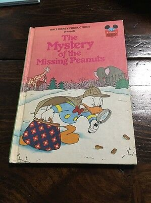 Walt Disney Productions Presents The mystery Of The Peanuts (Donald, Mickey)