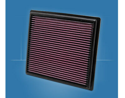 K&N Air Filter 33-2443 for Mitsubishi Triton MQ 2.4L Turbo Diesel MIVEC 2016