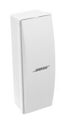 Bose Panaray 402 Series IV Outdoor Installed Speaker, White Color NEW