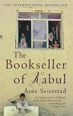 NEW The Bookseller of Kabul By Asne Seierstad Paperback Free Shipping