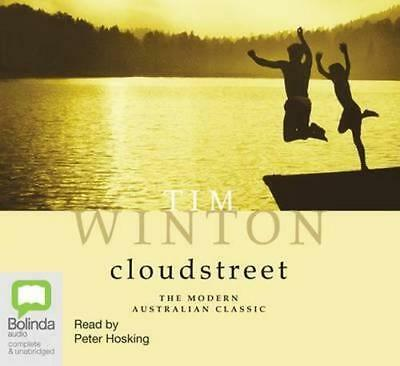 NEW Cloudstreet By Peter Hosking Audio CD Free Shipping