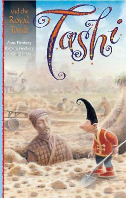 NEW Tashi and the Royal Tomb  By Anna Fienberg Paperback Free Shipping