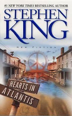 NEW Hearts in Atlantis By Stephen King Paperback Free Shipping