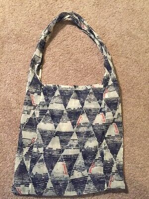 Womans Free People Shopping Bag