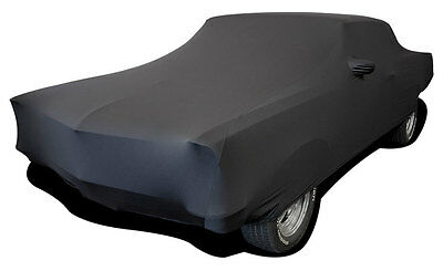 New 1964-67 Pontiac GTO Indoor Car Cover - Black