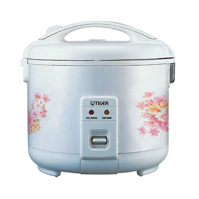Tiger 5.5 Cup White Rice Cooker JNP1000