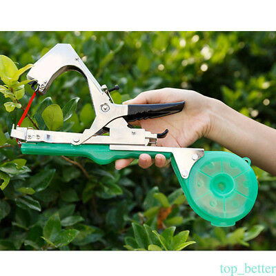Agriculture Tape Tool Hand Tying Machine Fruit Vegetable Vine Tomato Metal