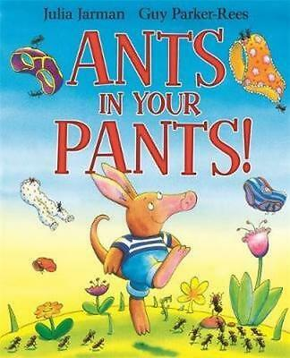 NEW Ants in Your Pants! By Julia Jarman Paperback Free Shipping