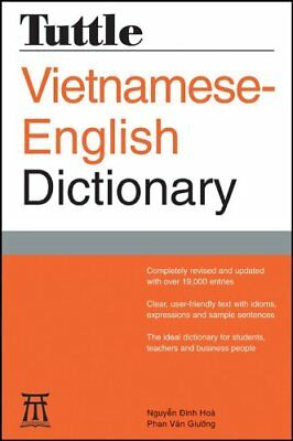 Tuttle Vietnamese-English Dictionary: Completely