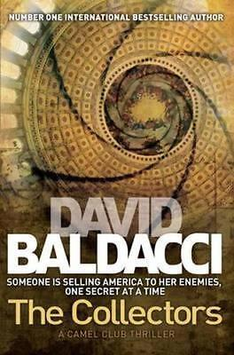 NEW The Collectors By David Baldacci Paperback Free Shipping