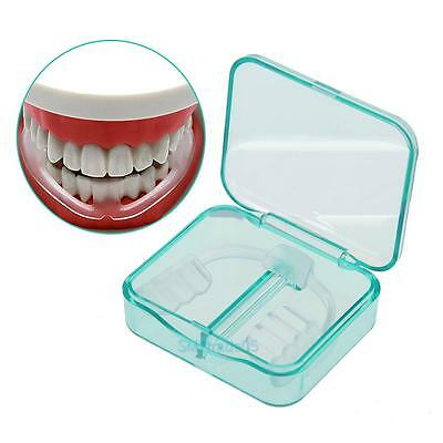 Dental Mouth Guard Prevent Night Sleep Teeth Tooth Grinding Bruxism Splint Sets