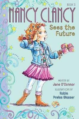 NEW Nancy Clancy Sees the Future By Jane O'Connor Hardcover Free Shipping