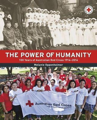 NEW The Power of Humanity By Melanie Oppenheimer Hardcover Free Shipping