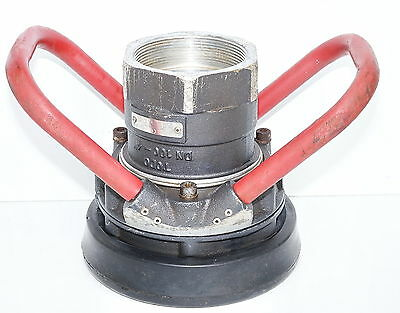 Todo-Matic 7477H-1307 Quick Release Dry Break Fuel Hose Coupling Tanker Todo