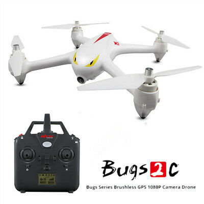 MJX B2C Bugs 2C Brushless w/ 1080P HD Camera GPS Altitude Hold RC Quadcopter RTF