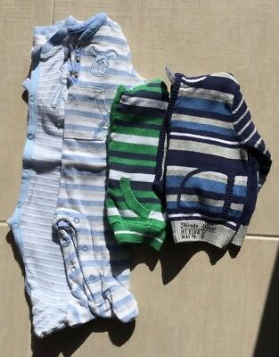 Baby Boys Clothing Size 00 (3-6 Months)