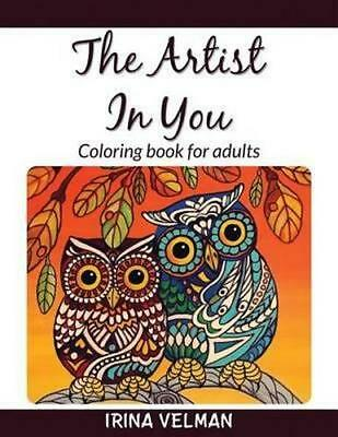 NEW The Artist in You By Irina Velman Paperback Free Shipping