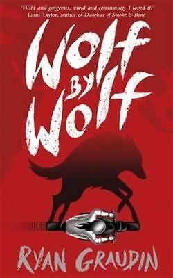 NEW Wolf by Wolf By Ryan Graudin Paperback Free Shipping