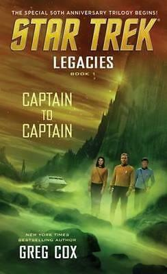 NEW Legacies : Book 1 By Greg Cox Paperback Free Shipping