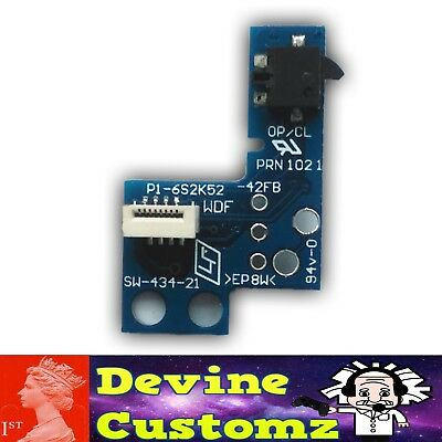 Power on off board SCPH-90000 For Playstation 2 slim