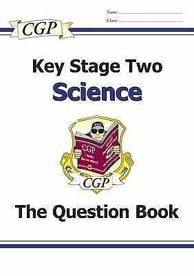 KS2 Science Question Book by CGP Books (Paperback)