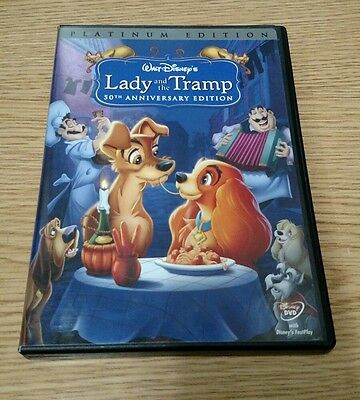 ** Lady and the Tramp (DVD, 2006, 2-Disc Set, Special Edition)