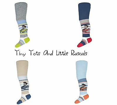 Baby Boys Toddlers Kids Cotton Rich Tights Leg Warmers Socks 0 - 12 mths