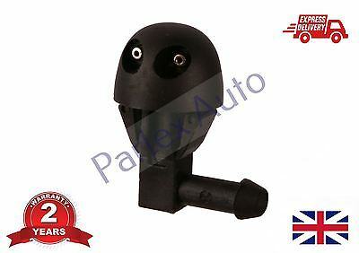 For Peugeot 206 Windscreen Washer JETS Wiper Nozzle Driver Right Side UK