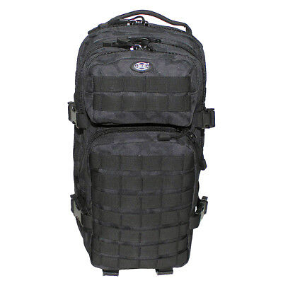 e5d432f908 MFH Zaino Assault I 30L Airsoft Tattico US Militare Robusto Pattuglia Night  Camo