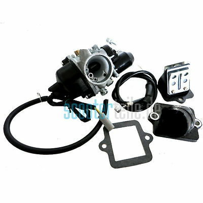 *neu* 17,5  Sport Vergaser Kit Piaggio Tph Typhoon New 50 Nrg  50 Mc2 Mc3 Power
