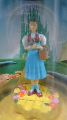 1999 Wizard of Oz Classic Collection Miniature Dorthy Gale and Toto Judy Garland