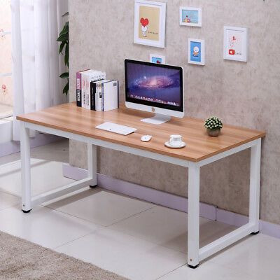 Simple Computer Desk PC Laptop Study Table Office Desk Workstation M-OD002