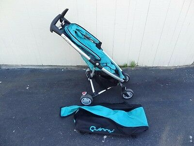 Quinny Zapp Compact Folding Stroller 01474