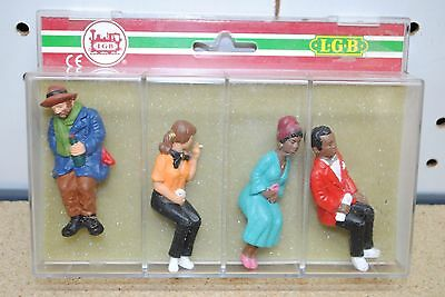 LGB 5147 (51470) Seated Travelers Figures *G-Scale*