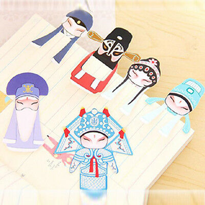 Cute 50pcs/lot Cartoon Shape Book Marks Paper Bookmark Stationery Office Gifts