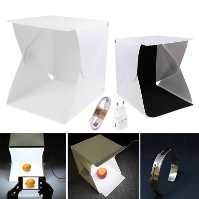 Photo Studio Kit Portable Mini Box Luce Cubo Tenda Fotografia con Chargeur mural