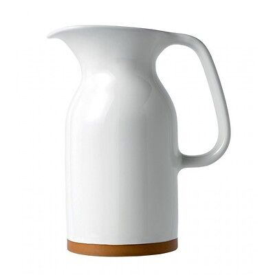 New Royal Doulton Barber & Osgerby Olio White Medium Jug Best Price!