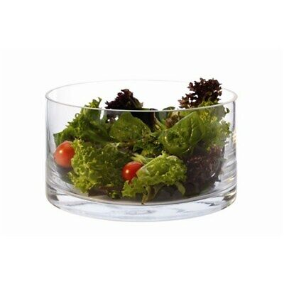 New Maxwell & Williams Diamante 22cm Cylindrical Salad Bowl