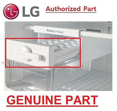 Genuine LG Fridge Twist Double Ice Cube Tray - Part # AJP32924910